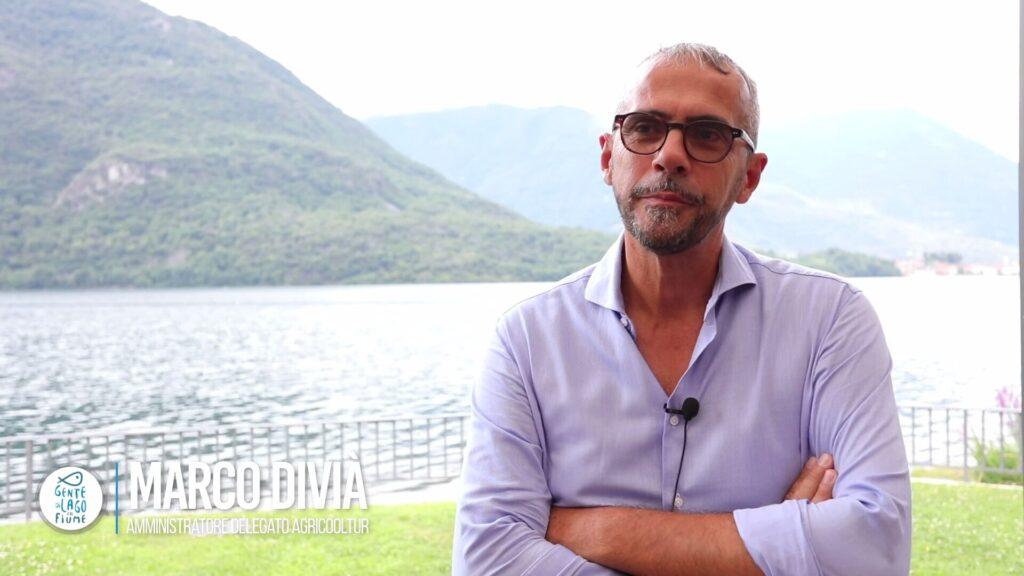 Marco Divià racconta la tecnologia Aereoponica
