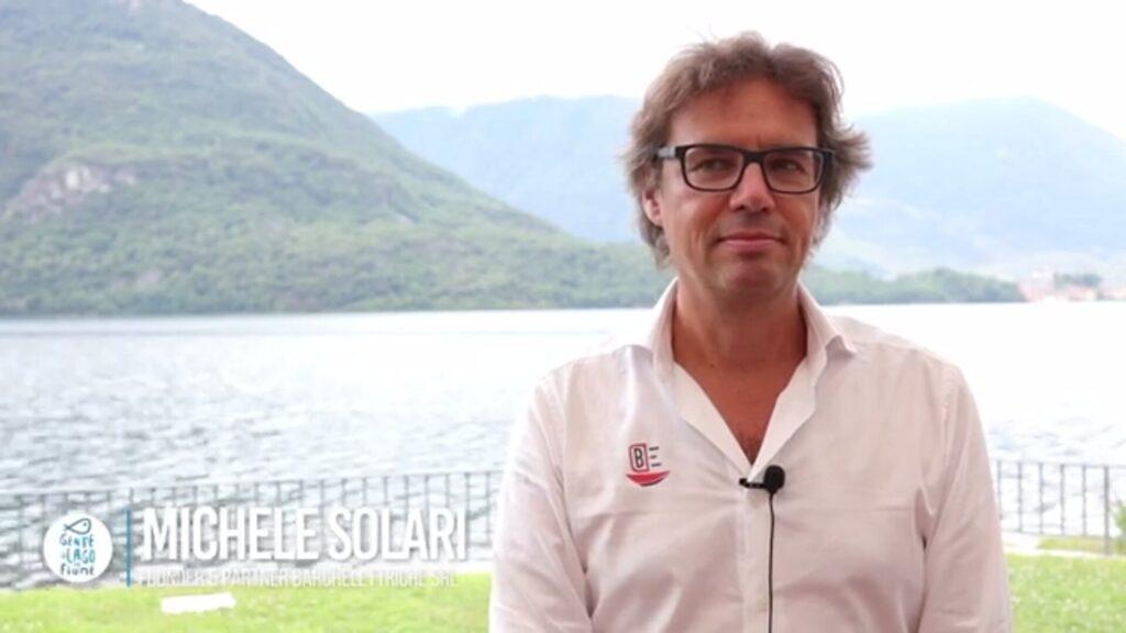 Michele Solari presenta le Barche Elettriche