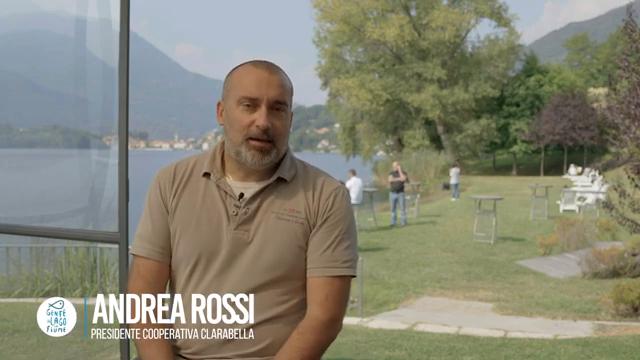 Andrea Rossi racconta Clarabella